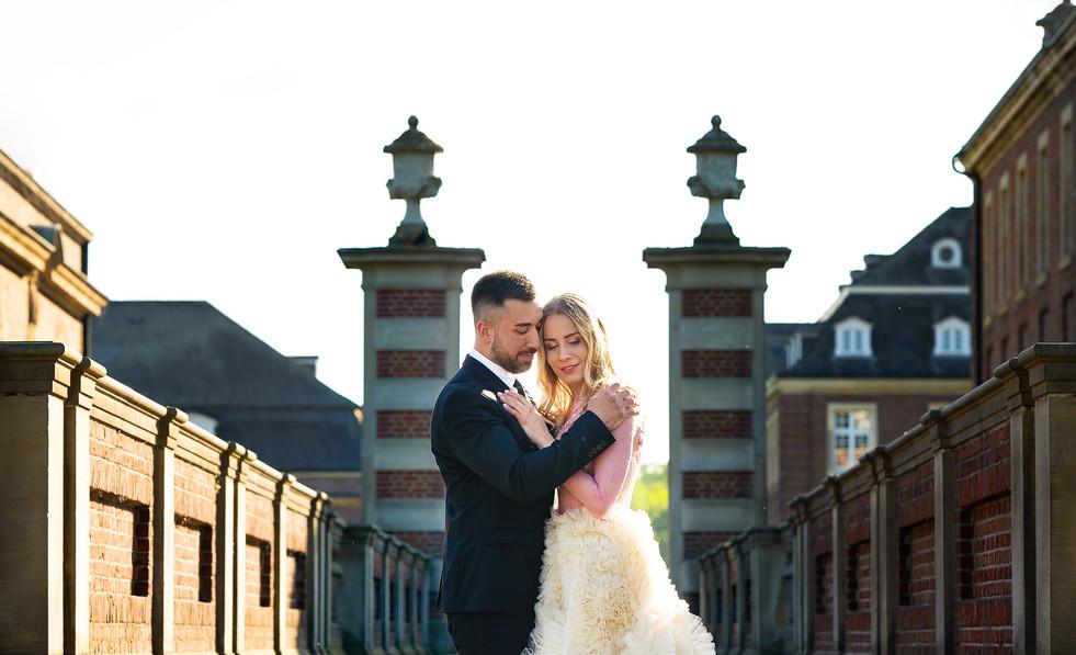 Brautpaar Fotoshooting Köln