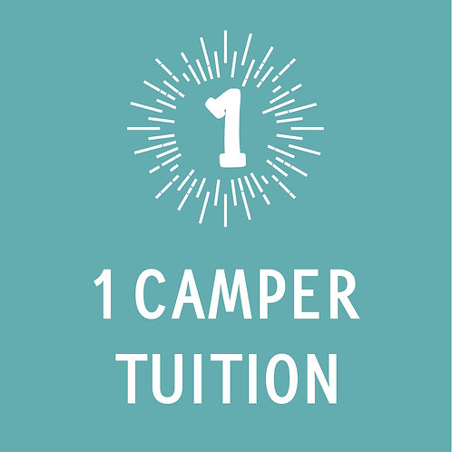 1 Camper Tuition