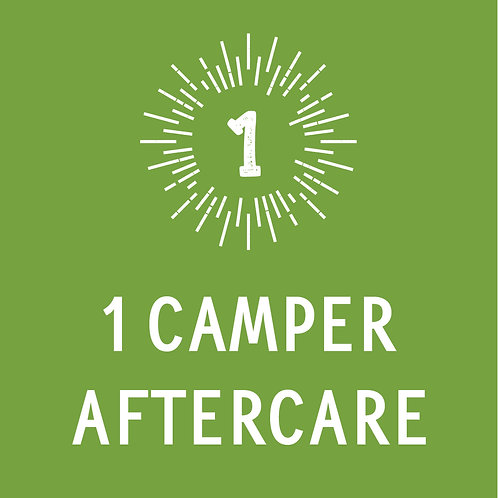 1 Camper Aftercare