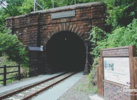 長いトンネルを抜けると