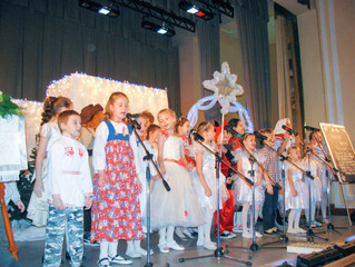 Рождество в Казанском Храме г. Котельники