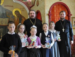 Макариевская олимпиада в воскресной школе «Надежда»