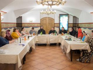 Общее собрание директоров воскресных школ Люберецкого благочиния