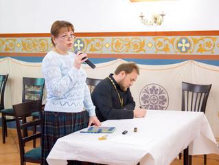 Родительское собрание воскресной школы «Зёрнышко»