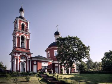 Престольный праздник в Петропавловском храме города Лыткарино