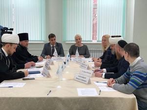Круглый стол по межконфессиональному взаимодействию в Люберцах
