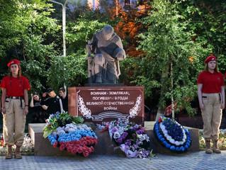 «Свеча памяти» в Красково