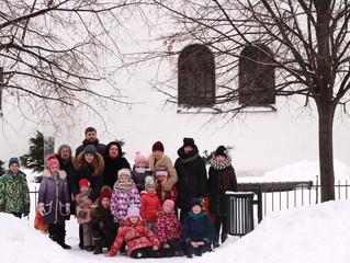 В Марфо-Мариинской обители с протоиереем Артемием Владимировым