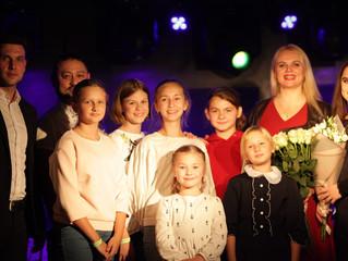 «Лучик» на концерте «Калина Фолк»