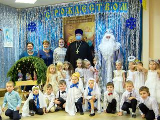 Рождество Христово в Люберецком благочинии