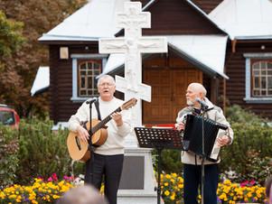 «День пожилого человека» в Люберецком благочинии