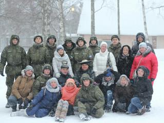 Воскресная школа Казанского храма в гостях у воинской части