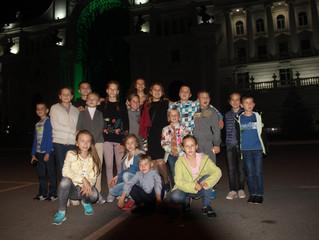 Паломничество воскресной школы «Лучик» в Казань