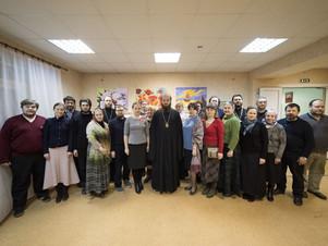 Лекция в Люберецком отделении Миссионерско-катехизаторских курсов