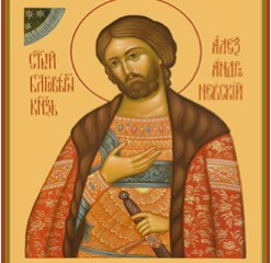 Святость Александра Невского как социальное выражение заповеди любви