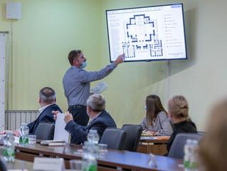 Заседание комиссии по строительству храма в Котельниках