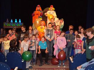 День защиты детей в Люберецком благочинии