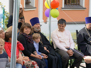 День семьи, любви и верности в Преображенском храме пос. Красково