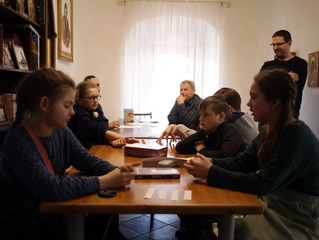 Конкурс чтецов в воскресной школе «Лучик»
