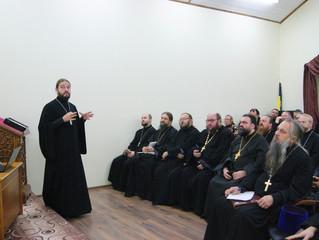 Встреча ответственных по вопросам семьи, материнства и детства Московской епархии