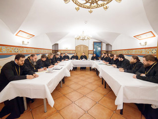 Собрание духовенства Люберецкого благочиния