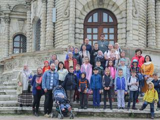 Паломничество Воскресной школы «Лоза» в Дубровицы