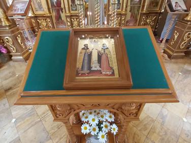 День семьи, любви и верности в Люберецком благочинии