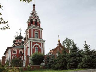 Престольный праздник Казанского храма в Котельниках