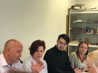 Заседание Экологического совета в Люберцах