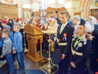 День памяти жертв дорожно-транспортных происшествий  в Люберецком благочинии