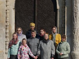 Посещение Марфо-Мариинской обители