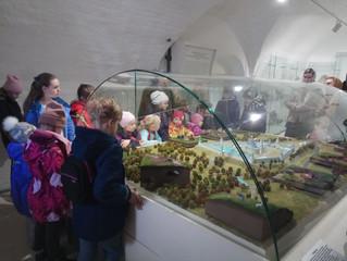 Воскресная школа «Лучик» в Ново-Иерусалимском монастыре