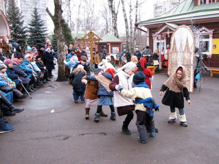 Рождество в Троицком Храме г. Люберцы
