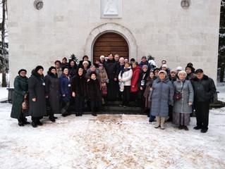 Паломничество в Одинцовское благочиние