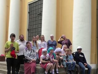 Пешеходная экскурсия по храмам Замоскворечья