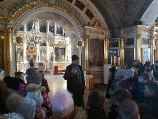 День православной молодежи в Успенском храме