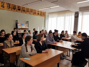 День православной книги в поселке Октябрьский