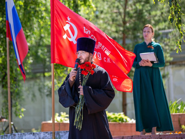 День памяти и скорби в Люберецком благочинии