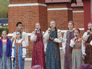 Пасхальный праздник в Казанском храме
