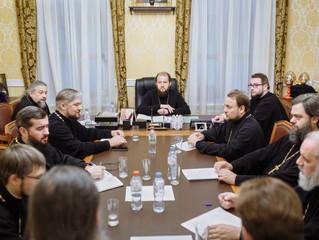 Собрание благочинных Подольской епархии