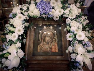Престольный праздник в Казанском храме г. Котельники