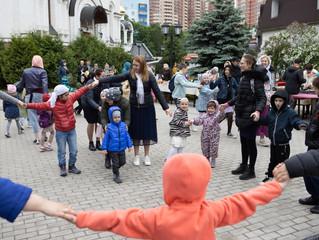 День защиты детей в Люберцах