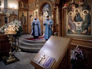 Праздник Успения Пресвятой Богородицы в Люберцах