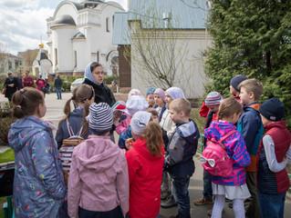 Игра-квест  для воспитанников воскресной школы «Зернышко»