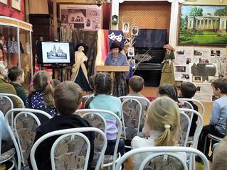 Посещение краеведческого музея в Малаховке