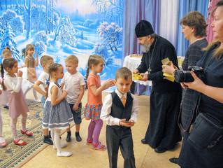 Посещение детского сада «Родничок»