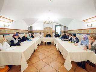 Собрание директоров воскресных школ Люберецкого благочиния