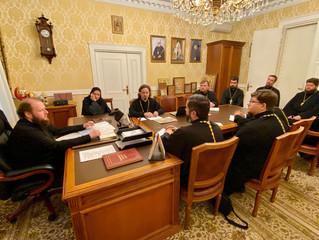 Первое собрание ответственных отдела по делам молодёжиПодольской епархии