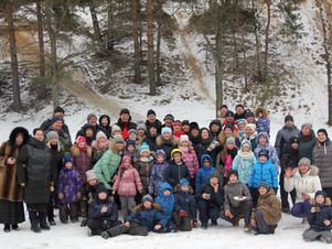 Воскресный день воскресной школы «Зернышко»
