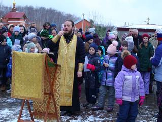 Молебен святителю Макарию Невскому